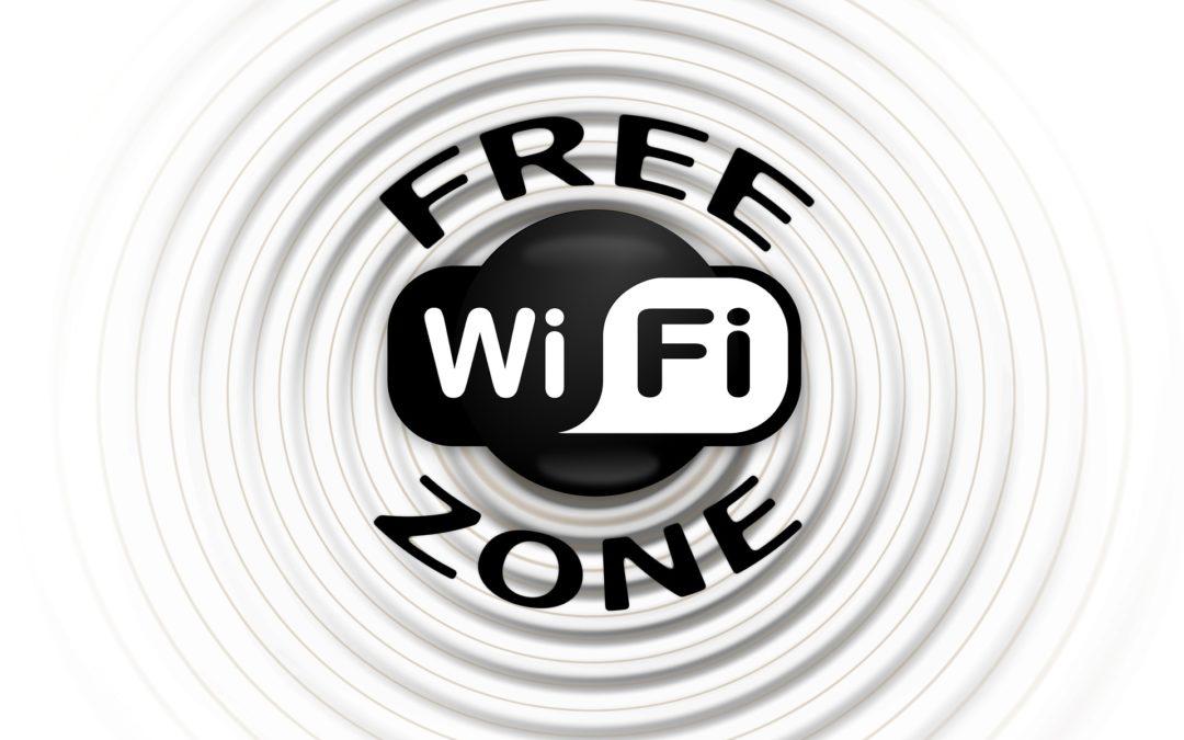 Le RGPD et le Wi-Fi Public